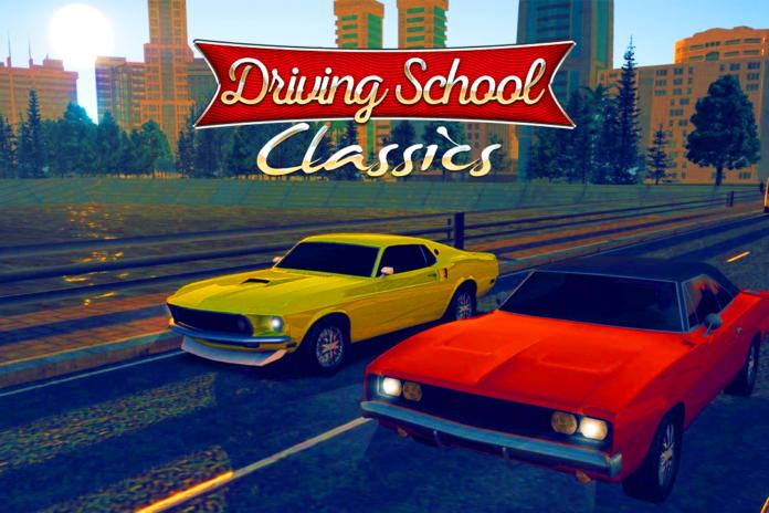 Resultado de imagem para Driving School Classics